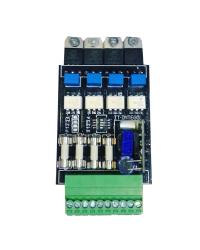 Illumination controller 4 channels of 600 Watts AC 80-240V (lighting control)